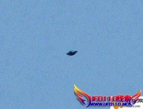 中国空军击落UFO