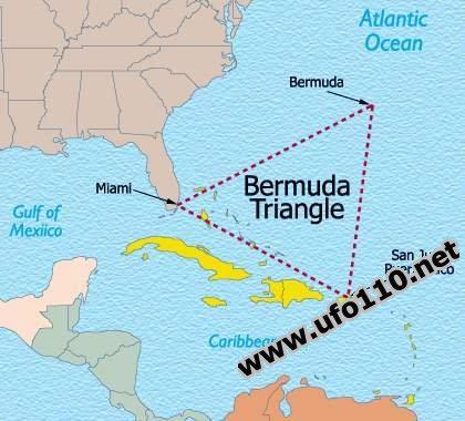 百慕大魔鬼三角飞机失踪真相