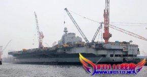 美国雅虎网民评论中国第一艘航母海上试航.