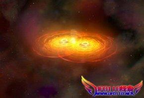 中子星疯狂旋转诱发引力波