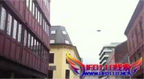 挪威,2011年7月22日,UFO抓获相机意外
