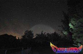 上海发现UFO的新闻评论