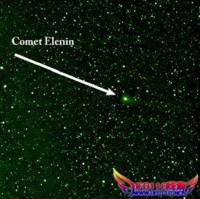 """美称""""尼比鲁""""的彗星不会撞击地球"""