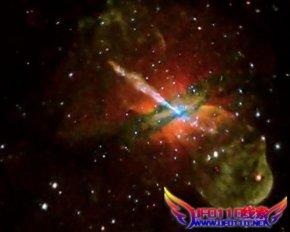 宇宙关于黑洞之谜(组图)