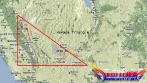 内华达三角神秘事件与51区有联系?