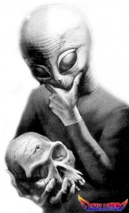 美国ufo档案解密