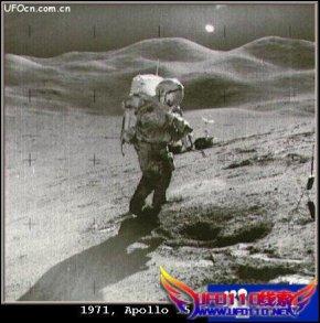 美宇航员叙述UFO