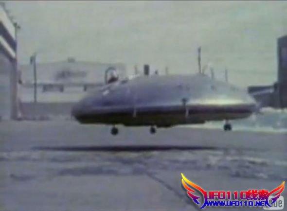 美国核飞碟计划大揭秘图片