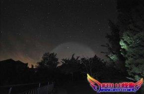 中国境内频现UFO引争议