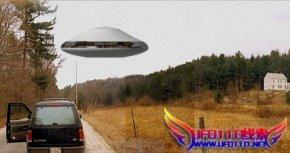 1995最接近UFO不明飞行物的目击照片