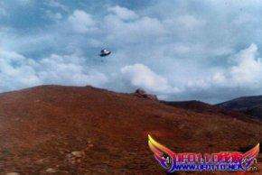 土耳其上空发现不明飞行物