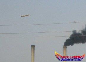 2006年5月伊拉克首都巴格达ufo图片