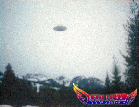 英飞行员发现巨大外星UFO