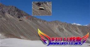 爆:喜马拉雅山脉发现ufo基地