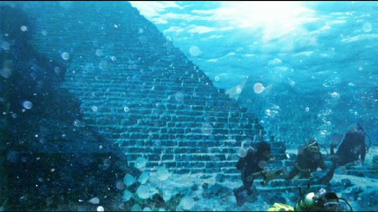 海底金字塔未解之谜重出江湖