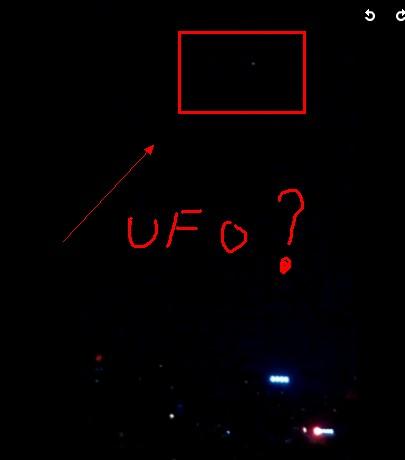 6月19日合肥上空疑似ufo(高清视频)