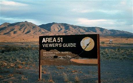 唯一与外星人接触-美国51区