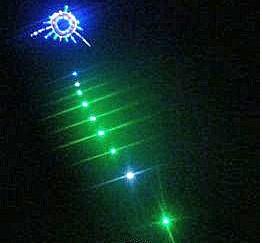 乌鲁木齐发光ufo被证实是夜光风筝