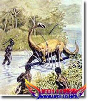 现身刚果的神秘恐龙之谜