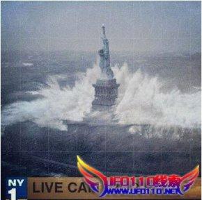 美国飓风人类世界末日的前兆