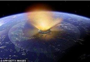欧阳自远专家关于陨石碰撞地球世界末日解说