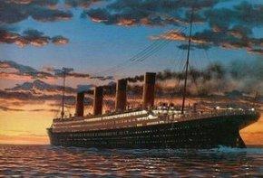 泰坦尼克号沉没之谜的咒语