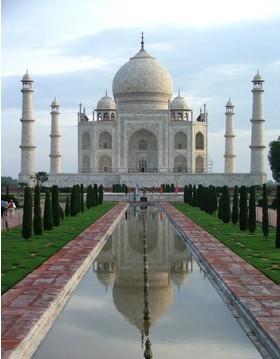 印度泰姬陵泰的故事之谜
