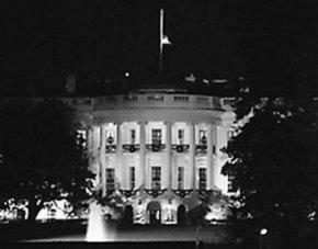 美国白宫闹鬼的林肯卧室灵异现象