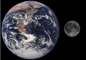月球真是地球的卫星吗?