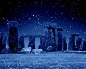 英国索尔兹伯里的巨石阵研究