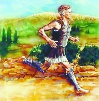 马拉松跑全程是多少公里的由来