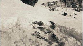 乌拉尔山神秘死亡事件之谜