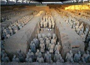 秦始皇陵墓何时打开之谜