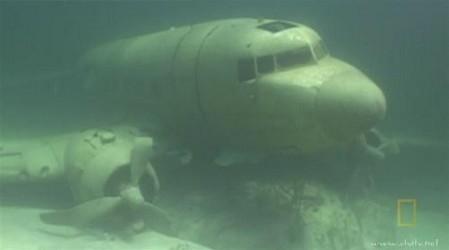 百慕大三角幸存者真实讲述飞机失踪地点