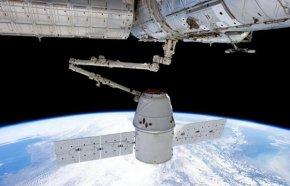 """国际空间站的俄罗斯""""星辰""""号服务舱发冒烟"""