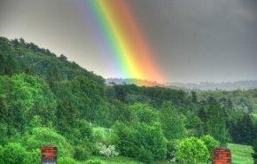 为什么形成彩虹的颜色有七种