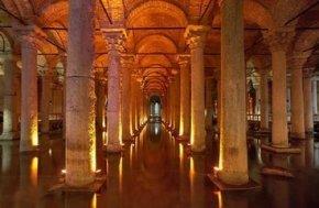 【组图】探秘世界上最古老的地下建筑