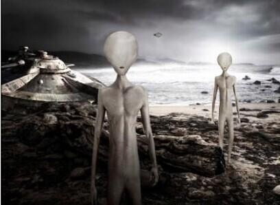 人类DNA竟然藏外星人加密信息