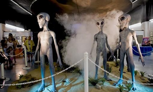 美国ufo博物馆,揭开外星人的神秘世界【组图】
