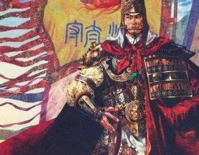中国古代历史上的十大猛将