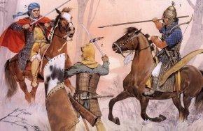 阿提拉为什么不打中国|阿提拉|匈奴王|