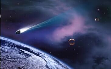 太空陨石带来的好运