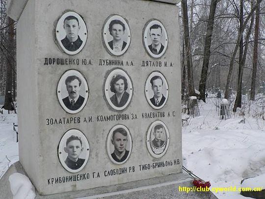 Dyatlov迪亚特洛夫事件(全部资料图)
