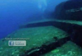发现大型海底金字塔葡萄牙附近