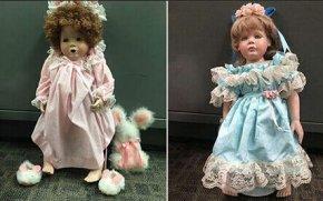 [美]门口不停出现神似女儿的娃娃,全镇陷入恐慌