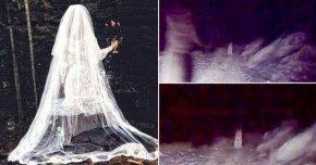 女子半夜驾车遇僵尸新娘