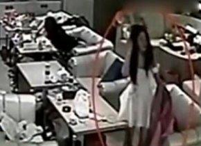 【台湾版蓝可儿】美女酒店离奇坠亡