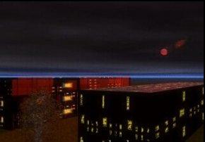 布拉格堡野营目击到ufo