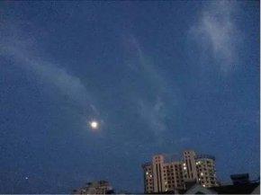 8月15UFO青岛ufo目击者证据整理