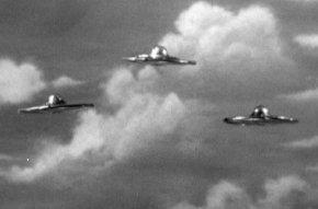 1958年巴西UFO事件,外星人只带走了地球仪